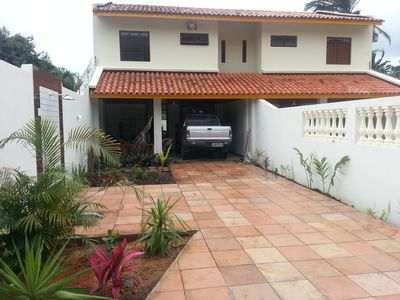 Photo for House 4 rooms at 100 m from the beach, on the Island. Come and enjoy the real life.