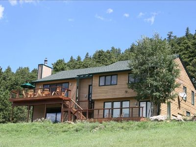 Photo for Exceptional Contemporary Mt. Home near Red Rocks & Denver with Gourmet Kitchen