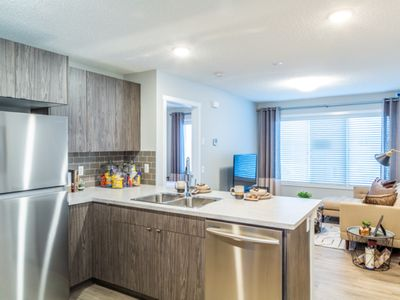 Photo for 1BR Guest House Vacation Rental in Edmonton, AB