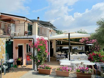 Photo for Apartment Agriturismo Le Mimose II (IMP263) in Imperia - 4 persons, 1 bedrooms