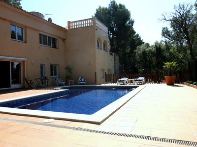 Photo for Torre del Pins on walking distance from the beach