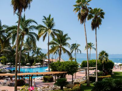 Photo for Lovely 3 Bedroom Condo at Velas Vallarta