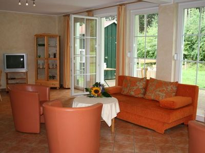 Photo for Single cottage, 5 bedrooms - Ferien-Appartmentanlage Tannenpark