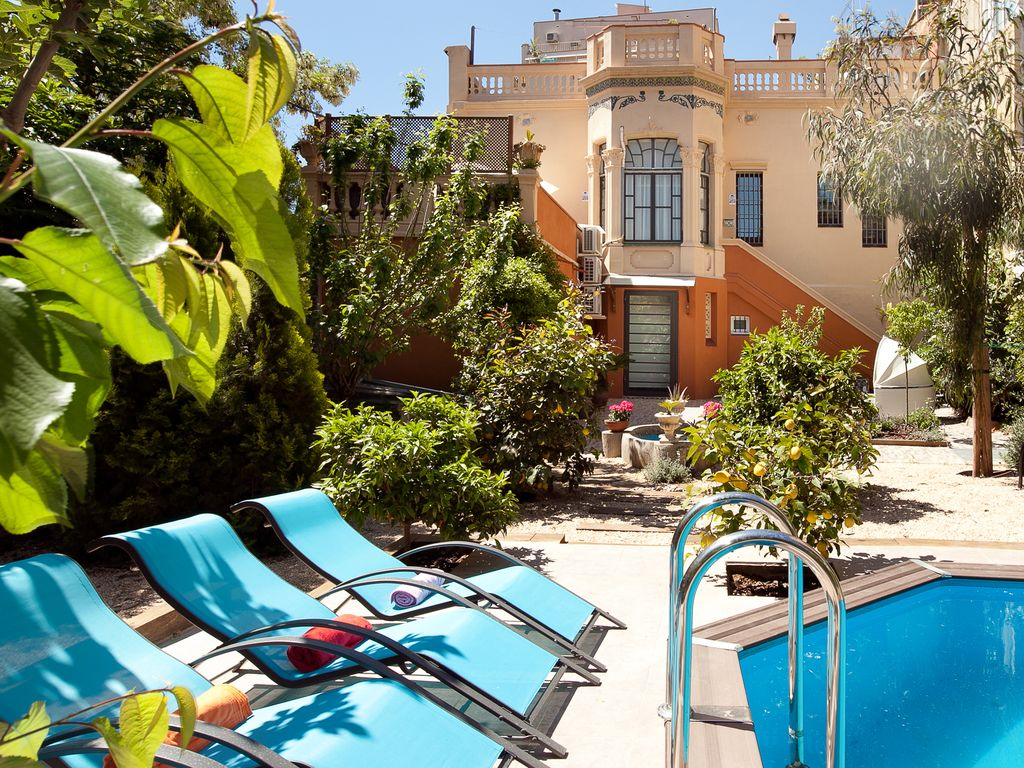 Villa With Private Garden And Pool Big Terr Vrbo