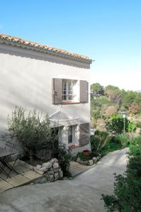 Photo for Vacation home L'Oustalou (PTV100) in Ponteves - 4 persons, 2 bedrooms