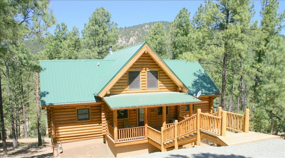 cabin conservation in from the yards log deal ha area beach alto bed luxury bears s cabins property beautiful ruidoso home mexico image new