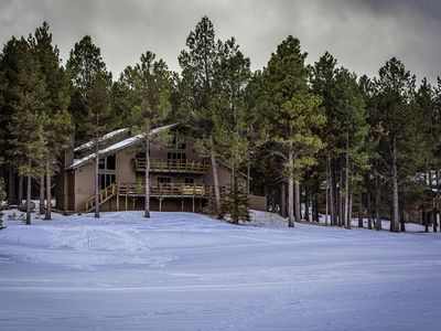 Photo for Luxury Home on the Golf Course, just minutes from ski slope
