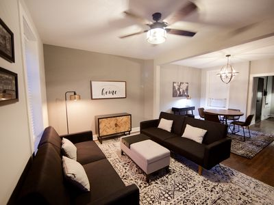 Photo for Walk to the canal and downtown!!! Beautiful 1880 Fully Renovated townhome