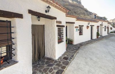 Photo for Self catering Cuevas Al-Qulayat for 4 people