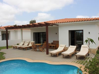 Photo for Villa Tortuga with sea view and private pool in Cap Verde (from 85€ per night*)