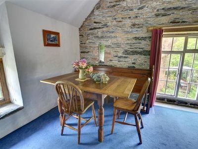 Photo for Vacation home The Old Pottery in Porthmadog - 4 persons, 1 bedrooms