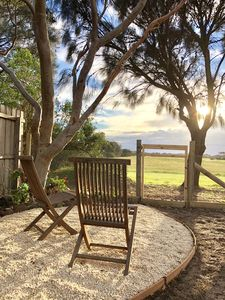 Photo for Sunset at the Heads - 3 BR, 2 bath newly renovated house with stunning views