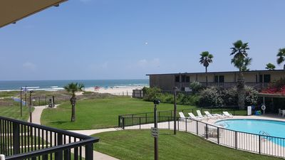 Photo for Stay right on the beach while enjoying a luxury condo!