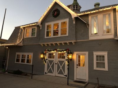 Photo for Historic Carriage House On The Grand Estate