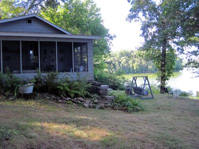 Photo for Classic & Charming Cabin! Scenic Prairie Lake/Chetek, Family Vacation, Fishing