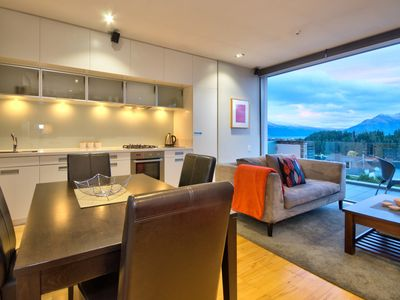Photo for Central Queenstown Pounamu Apartment 203 - 2 Bedroom