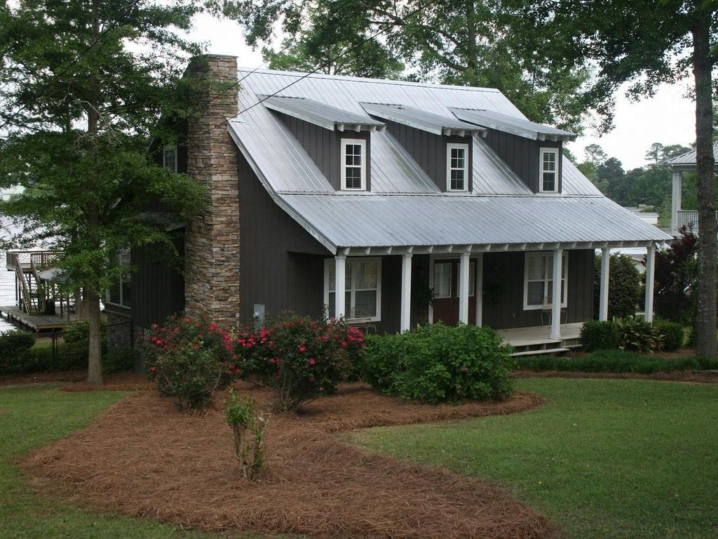 Gorgeous Lake Blackshear House 25 Miles To Resort And Golf