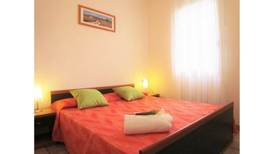 Photo for Villa with 3 Bedrooms - Private Garden and Parking - Airco - Beach Place