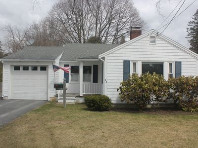 Photo for Great bright house. Easy access to all of Portland and beyond. Walk to Casco Bay