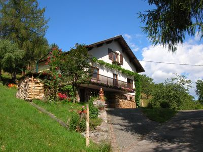 Photo for Beautiful house in Alsace (in the Valley of Munster)