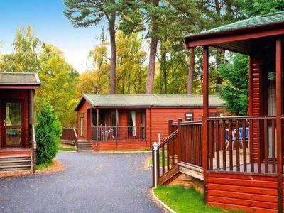 Photo for Chalets Royal Deeside Woodland Lodges, Dinnet  in Schottische Küste - 4 persons, 2 bedrooms
