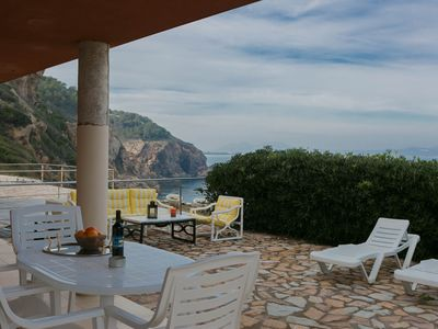 Photo for 2 bedroom apartment in Aiguafreda, Begur. Sea views, terrace, shared pool (Ref:H24)