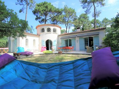 Photo for Villa de l'Herbe, Cap Ferret