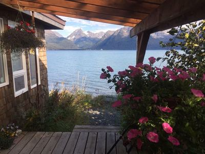 Photo for Waterfront ADA Cabin at Angels Rest on Resurrection Bay w/ Non-ADA beach access