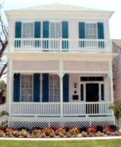 Welcome to the Galveston Victorian House, your home away from home!