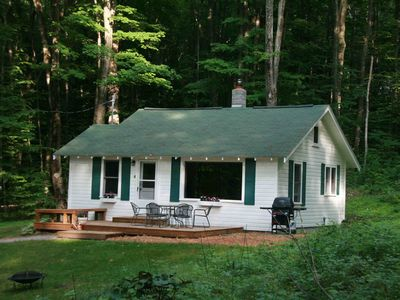 Photo for Spring break and Easter Available! Up North Cabin near Big Glen Access!