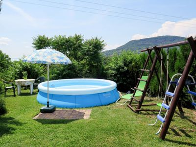 Photo for Vacation home Toth (BAC109) in Badacsonytomaj - 6 persons, 2 bedrooms
