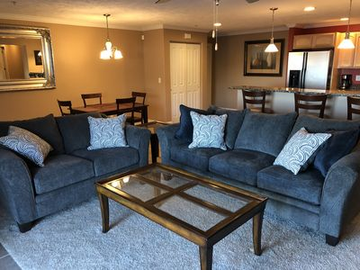 Photo for Traverse City West Bay Luxury Downtown Condo