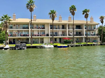 Photo for 3br/2ba Water Access Townhome with Boat Slip