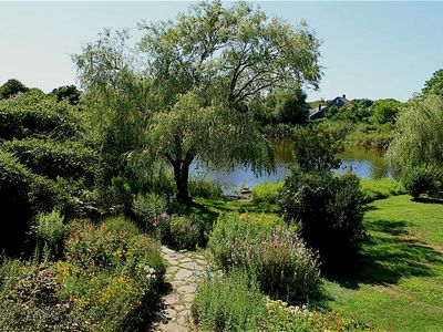 Photo for Secluded Estate On 3 Acres With House, Cottage, And Pond