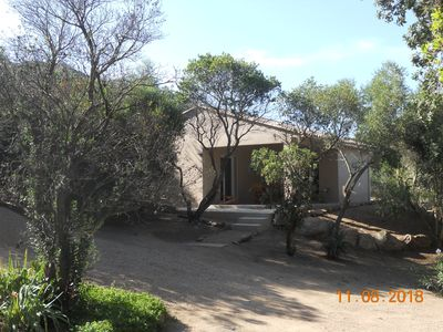 Photo for FIGARI Hosting. Rent modern villa with air conditioning, all amenities