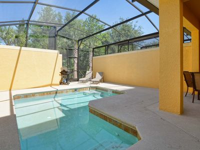 Photo for BEAUTIFUL DECOR, BBQ GRILL, FREE WIFI, GATED RESORT COMMUNITY!!