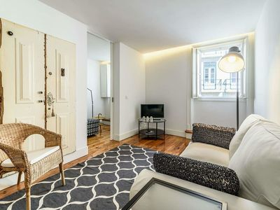 Photo for Beautiful apartment at Lisbon downtown