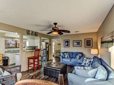 Photo for Upscale Forest Ridge Seaside Retreat- Short Walk to the Beach