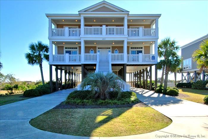 Myrtle Beach Oceanfront Rentals With Private Pool
