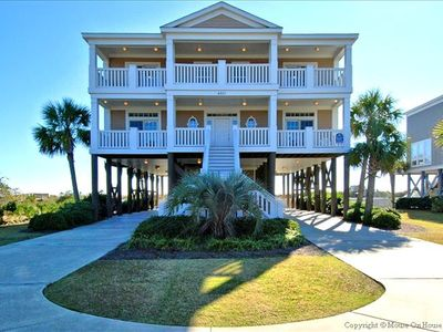 7br house vacation rental in myrtle beach south carolina 233235
