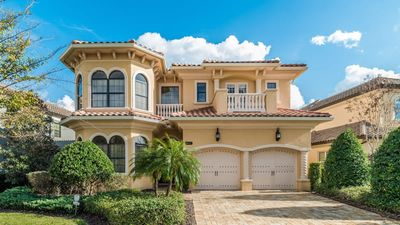 Photo for Reunion Estate - 5BD/5.5BA Pool Home - Sleeps 16 - Gold - RRU561
