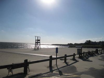 Pleasant Street Beach is only 1/2 mile away - an easy walk