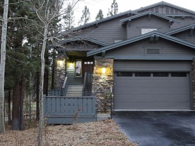 Photo for Gorgeous Mountain Townhome. Professionally decorated beautiful luxurious home