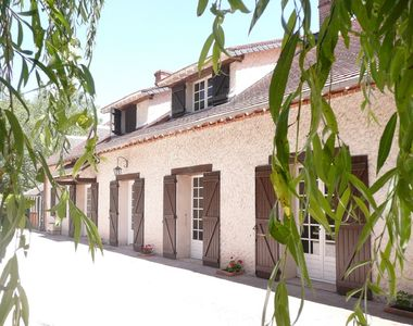 Photo for 4 **** gîte of 210 m² for 14 beds at the gates of Sologne