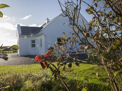 Photo for Modern cottage with scenic Atlantic views, adjacent to Lahinch, Liscannor