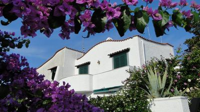 Photo for Marina Di Cerveteri: House with garden: 1 km from the sea and within 25 minutes from the centre of Rome - Vatican