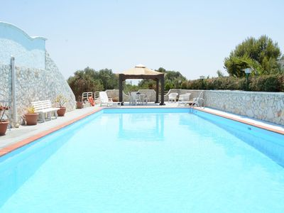 Photo for Villa Carmela A with pool and garden