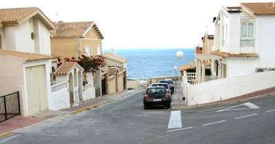 stunning 4bed sea view villa mod cons  swim pool adult /child eating places near