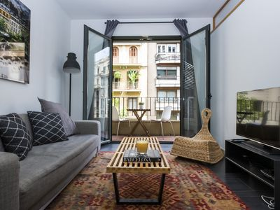 Photo for Chic and Cozy apartment in Barcelona 9