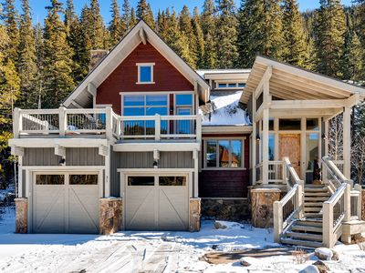 Photo for Luxurious 4Br Mountain Home~No Cleaning Fees~Kids ski free!